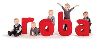 Roba 8949W S148 Stubenbett Adam und Eule, Babysitter 4in1 -